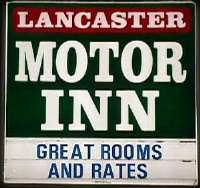 Link to Lancaster Motor Inn, Main Street, Lancaster, New Hampshire